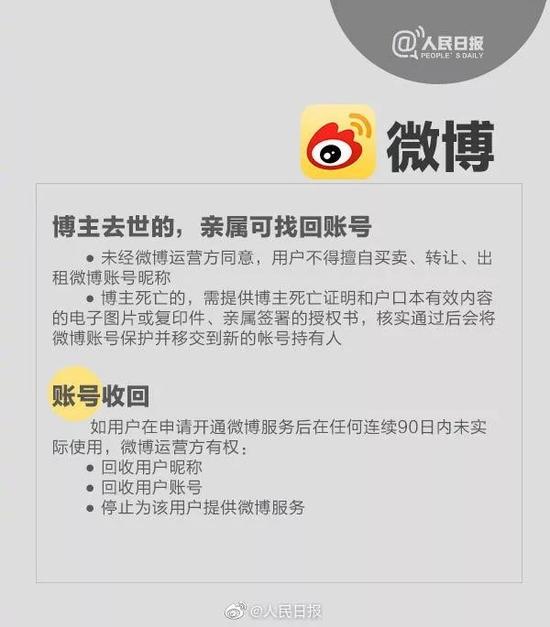 QQ、微信等账号可以继承吗?看完你就知道了!  第4张
