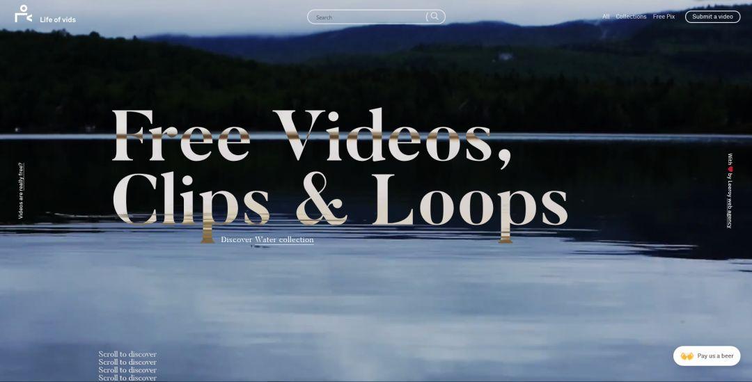 10个无版权视频素材网站  第5张